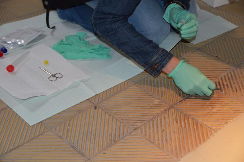 Kriminaltechnische Untersuchung LKA Niedersachsen