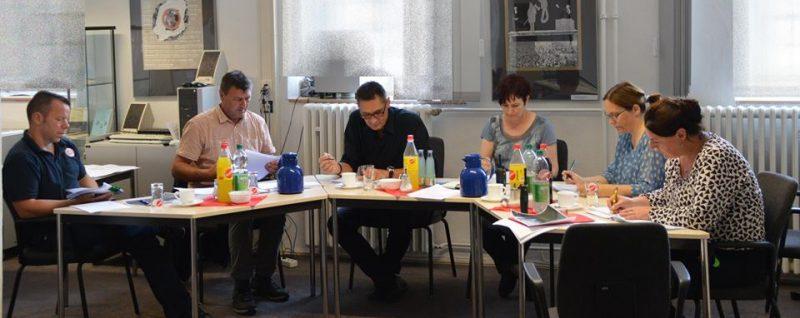 Jury-Sitzung