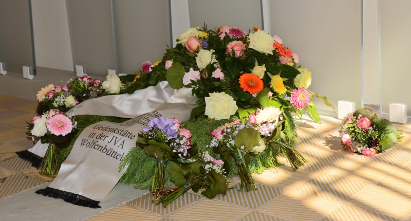 • Gedenkstätte in der JVA Wolfenbüttel / Lukkas Busche